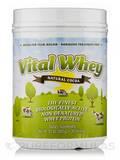 Vital Whey Natural Cocoa Flavor - 21 oz (600 Grams)