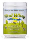 Vital Whey Natural Flavor 21 oz (600 Grams)