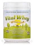 Vital Whey Natural Vanilla Flavor - 21 oz (600 Grams)