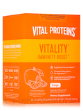 Vitality™ Immune Booster, Orange Flavor - 1 Box of 14 Stick Packs