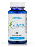 Vitalyze - 30 Vegetable Capsules