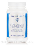 Vital-Zymes Chewable - 180 Tablets