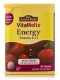 VitaMelts Energy B-12 (Mixed Berry) 60 Tablets