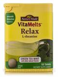 VitaMelts Relax L-Theanine 50 Tablets