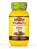 VitaMelts® Sleep Melatonin, Chocolate Mint with Other Natural Flavors - 100 Fast Dissolve Tablets