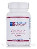 Vitamin A 10,000 IU 100 Gels