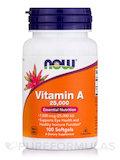 Vitamin A 25000 IU 100 Softgels