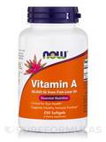 Vitamin A 25000 IU 250 Softgels
