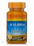 Vitamin A 10,000 IU (from Fish Liver Oil) 30 Softgels