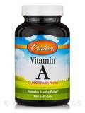 Vitamin A 25,000 IU with Pectin 300 Soft Gels