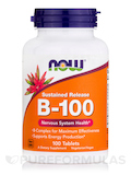 Vitamin B-100 Sustained Release - 100 Tablets