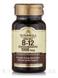 Vitamin B-12 1000 mcg Sublingual - 100 Tablets