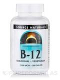 Vitamin B-12 200 mcg - 200 Tablets