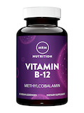 Vitamin B-12 (Methylcobalamin 2000 mcg) 60 Sublingual Lozenges