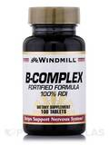 B-Complex Fortified Formula - 100 Tablets