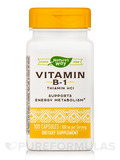 Vitamin B1 - 100 Capsules