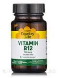 Vitamin B12 500 mcg 100 Tablets