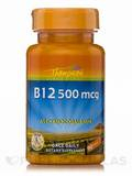 Vitamin B12 500 mcg (as Cyanocobalamin) - 90 Tablets