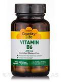 Vitamin B6 200 mg - 90 Vegan Capsules