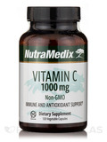 Vitamin C - 120 Vegetable Capsules