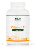 Vitamin C 1,000 mg - 180 Vegan Tablets