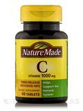 Vitamin C 1000 mg with Rose Hips (Timed Release) - 60 Tablets