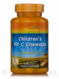 Children's Vitamin C Chewable (Natural Orange Flavor) - 100 Chewables