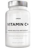 Vitamin C + - 120 Veggie Capsules