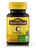 Vitamin C 500 mg 100 Caplets