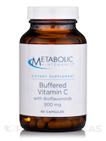 Buffered Vitamin C with Bioflavonoids 500 mg - 100 Capsules