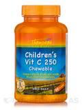 Children's Vitamin C 250 Chewable (Yummy Fruit Punch Flavor Plus Bioflavonoids) 90 Chewables