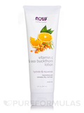 Vitamin C and Sea Buckthorn Body Lotion 8 oz