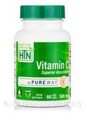 Vitamin-C as PureWay-C® 500 mg - 60 VegeCaps