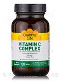 Vitamin C Complex 500 mg - 100 Tablets