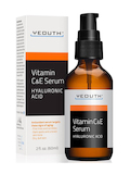 Vitamin C & E Serum with Hyaluronic Acid - 2 fl. oz (60 ml)