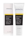Vitamin C Facial Cleanser with Aloe Vera, Green Tea, Sea Weed - 3 fl. oz (89 ml)