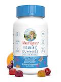 Vitamin C Gummies - Cherry, Orange and Grape Flavor - 60 Count