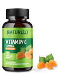 Vitamin C Gummies, Orange Flavor - 90 Vegetarian Gummies