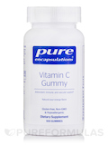 Vitamin C Gummy, Natural Sour-Orange Flavor - 100 Gummies