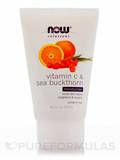 NOW® Solutions - Vitamin C & Sea Buckthorn Moisturizer - 2 fl. oz (59 ml)