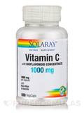 Vitamin C with Rose Hips, Acerola & Bioflavonoids 1000 mg - 100 VegCaps