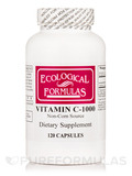 Vitamin C-1000 (Non-Corn Source) - 120 Capsules