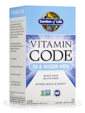 Vitamin Code® - 50 & Wiser Men's Multi - 120 Vegetarian Capsules
