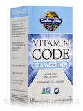 Vitamin Code® - 50 & Wiser Men's Multi - 120 Vegetarian Capsules