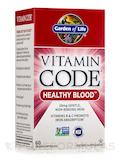 Vitamin Code® - Healthy Blood - 60 Vegan Capsules