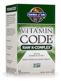 Vitamin Code® - RAW K Complex - 60 Vegan Capsules