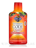 Vitamin Code® - Liquid Multi Fruit Punch Flavor - 30 fl. oz (900 ml)