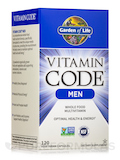 Vitamin Code® - Men's Multi - 120 Vegetarian Capsules