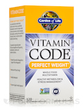 Vitamin Code® - Perfect Weight Multi - 120 Vegetarian Capsules