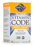 Vitamin Code® - Perfect Weight Multi 240 Capsules